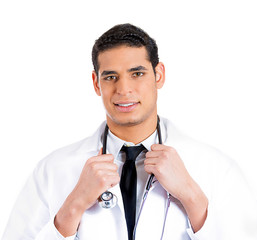 Headshot of healthcare professional