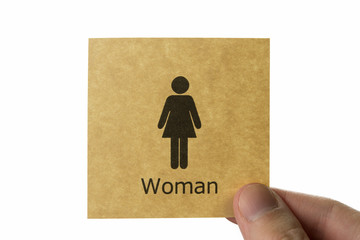 女性 アイコン woman
