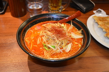 Japanese Spicy Ramen