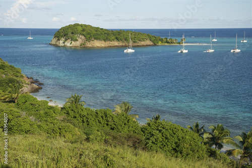 Saint Vincent and The Grenadines Tobago Cays Baradal 1 Caribbean