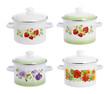 Four pan pot kitchen - 63958219