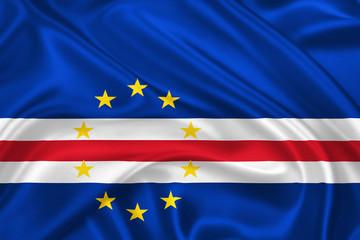 flag of Cape Verde,