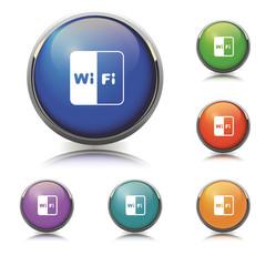 Wi Fi Button/Icon