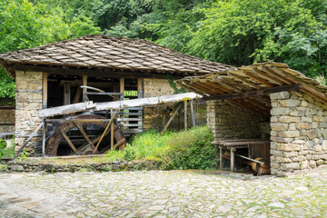 Water mill and craft workshop from the period of Ottoman empiric
