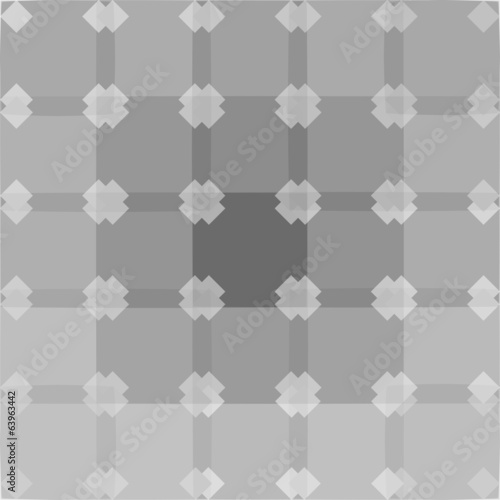 Monochrome abstract background pattern seamless