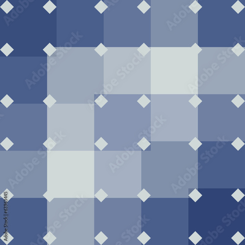 Blue abstract background pattern seamless