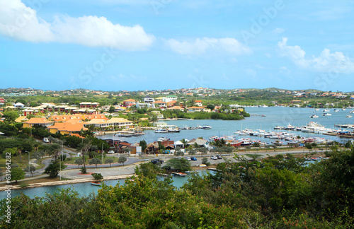 The Caribs . The Island Of Curacao