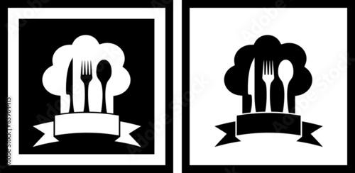 set restaurant symbols