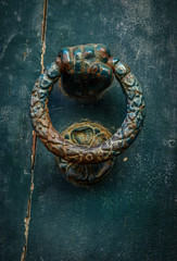 Hand Door Knocker