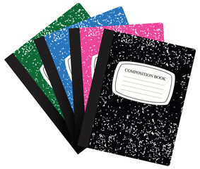 Set Composition Book