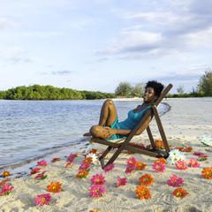 Repos sous le soleil de Madagascar