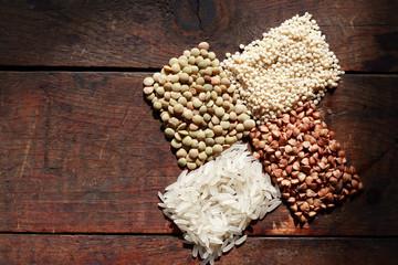Cereals Set