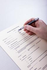 Einen Darlehensvertrag ausstellen