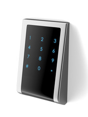 electronic password lock