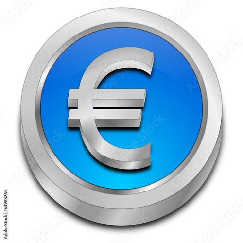 Button mit Euro Symbol