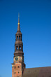 canvas print picture - St. Katharinen Kirche - Hamburg