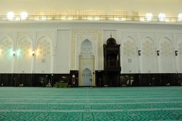Mihrab of Sultan Abdul Samad Mosque (KLIA Mosque)