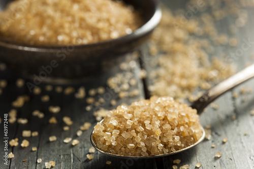 Raw Organic Cane Sugar - 63972448