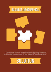 business Infographics, solution