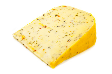 Italian spiced cheese