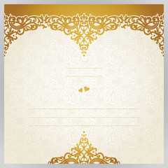 Vintage greeting cards with floral motifs in Victorian style.