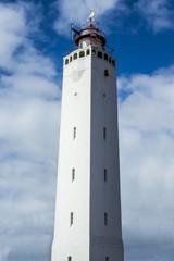 Vuurtoren Noordwijk aan Zee (Leuchtturm in Noordwijk)