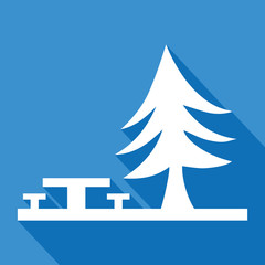 Logo emplacement pique nique.