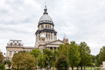 Illinois State Capitol Building, Springfield