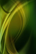 Abstract green element for your creative design
