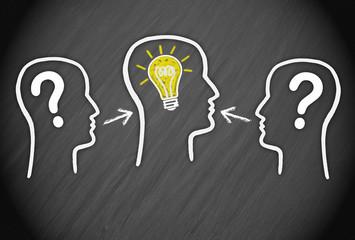 Problem und Lösung - die Idee