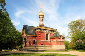 Russisch-Orthodoxe Allerheiligen-Kirche Bad Homburg