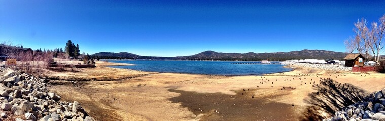 The magic of Big Bear lake CA