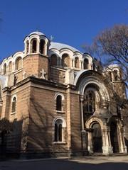 Sveti Sedmochislenitsi Church, Sofia, Bulgaria
