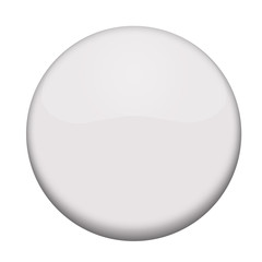 Biglia biliardo bianca