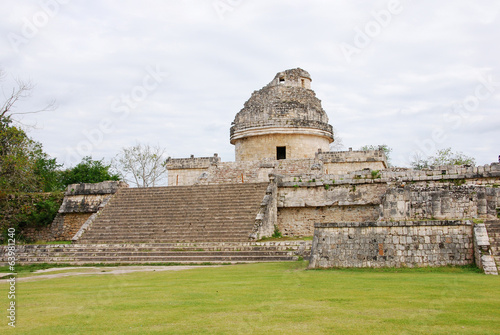 Observatory in Chichen Itza