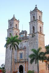 San Servacio Cathedral in Valladolid