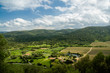 Sardegna, paesaggio della campagna in Gallura