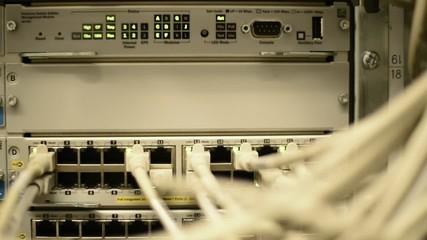 Netzwerksicherheit Rechenzentrum