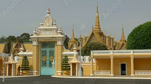 Royal Palace,Phnom Penh