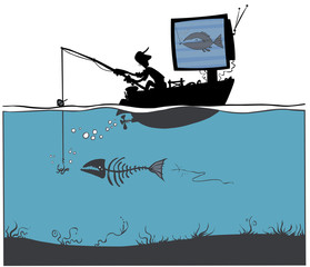 TV Fishing.