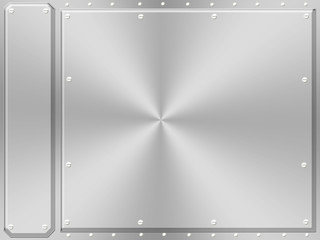 Metal Panel Background I