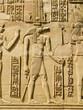 Temple of Kom Ombo, Egypt: Sobek - the crocodile-headed god of t - 63992626