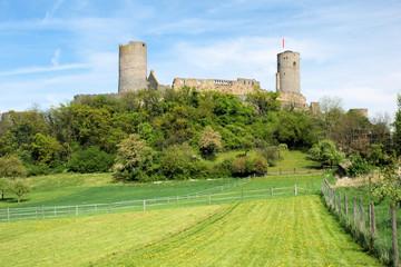 Burg Münzenberg - Stauferburg - Bild 2