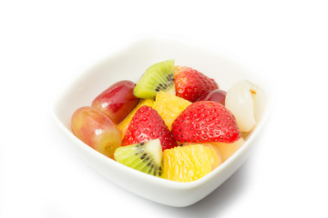 Fruit Salad, Healthy Lifestyle