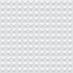 Modern seamless pattern with white geometricheskmi figures. © sumkinn