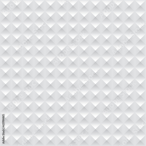 Modern seamless pattern with white geometricheskmi figures.