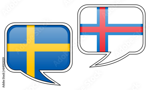 Swedish-Faroese Conversation