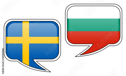 Swedish-Bulgarian Conversation