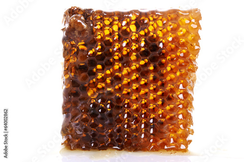 honey comb as background