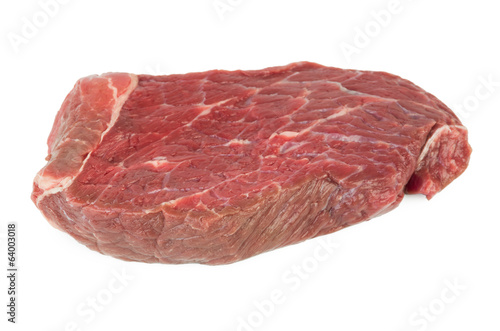 Fillet of beef meat